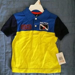 Nautica shirt...